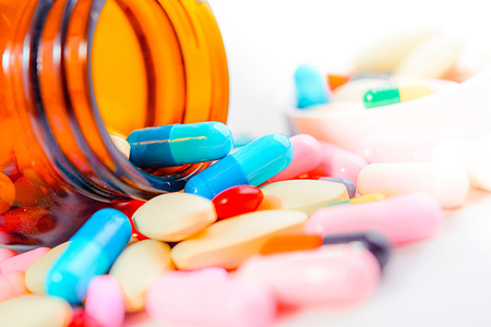 Фото: антибиотики после удаления зуба