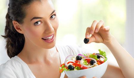 Фото: диета для укрепления десен