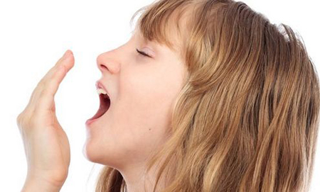 Фото: плохо пахнет изо рта у ребенка