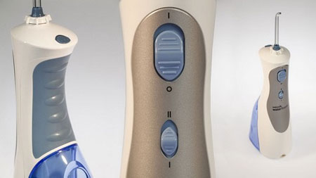 Фото: ирригатор Waterpik wp 450