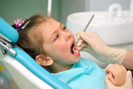 Фото: лечение зубов под наркозом у детей