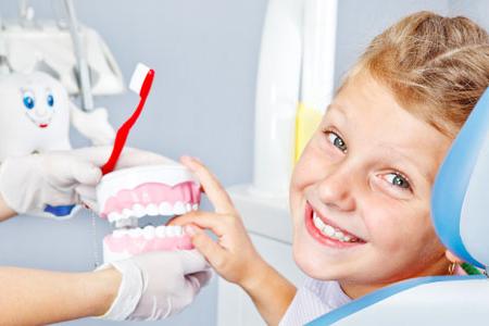 Фото: как уговорить ребенка идти к стоматологу