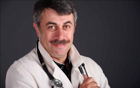 Фото: доктор Комаровский о прорезывании зубов