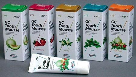 Фото: Тус Мусс гель для зубов