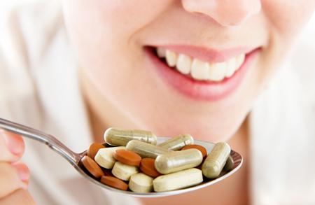 Фото: таблетки от стоматита