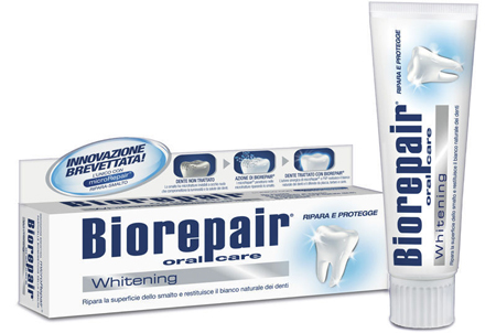 Фото: зубная паста Biorepair Whitening