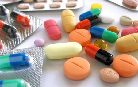 Фото: антибиотики для лечения флюса