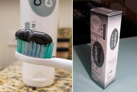 Фото: зубная паста пломбирующая зубы Charcle