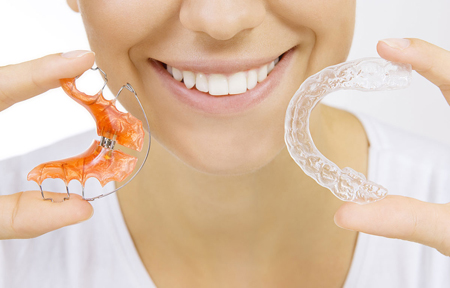 Фото: ортодонтия в стоматологии