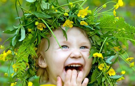 Фото: лечение стоматита у детей народными средствами