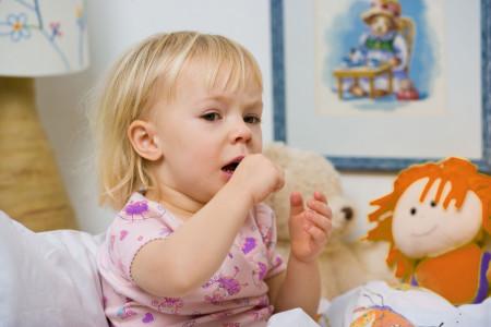 Фото: кашель при прорезывании зубов у детей