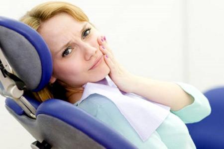 Фото: лечение десны у стоматолога