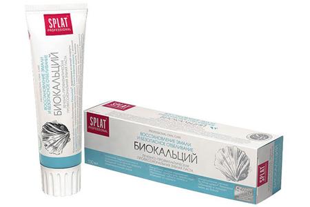 Фото: зубная паста SPLAT «Биокальций»