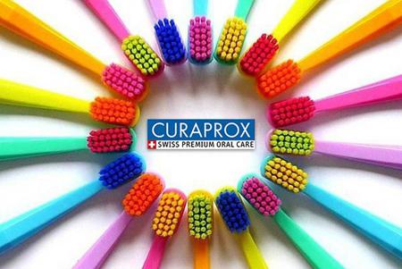 Фото: зубные щетки Курапрокс