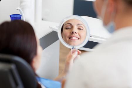 Фото: укрепление эмали зубов в стоматологии