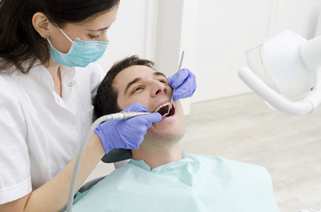 Фото: удаление нерва из зуба