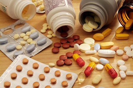 Фото: антибиотики при стоматите