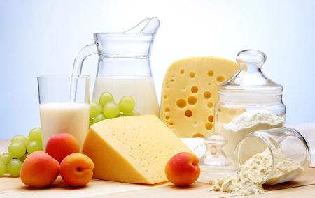 Фото: продукты богатые кальцием