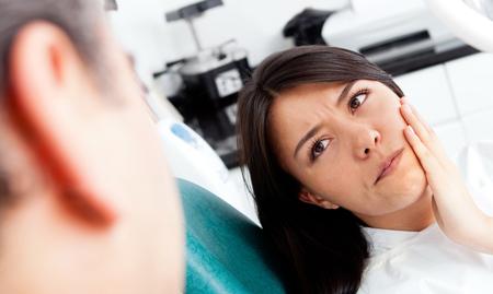 Фото: лечение наростов на десне