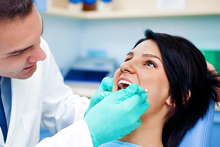 Фото: реминерализация зубов в стоматологии